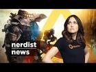 TITANFALL Beta Exclusive + FLASH TV Show! - Nerdist News w/ Jessica Chobot