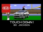 "2017 Kia Sorento – MVP of SUVs – ""Tecmo Bros"" featuring Bo Jackson and Brian Bosworth"