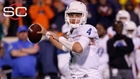 Boise State rolls over Virginia