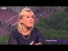 Daily Politics 28/01/14 - Republic's Graham Smith vs Nadine Dorries on Palace Expenditure