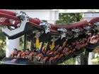 Four Injured as Roller Coaster Derails at Six Flags Magic Mountain, California (EXCLUSIVE VIDEO)