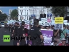 Spain: Madrid's 'Los Indignados' protest troika austerity measures