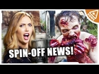 New WALKING DEAD Spin-Off Show Details Emerge! (Nerdist News w/ Jessica Chobot)