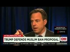 Donald Trump Full Interview CNN - Tapper Grills Trump on Muslim Ban, Ted Cruz (12-13-15)