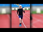 96-Year-Old Athlete Smashes Sprinting Records