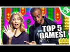 Top 5 Video Games of 2014! (Nerdist Play w/ Malik Forté & Jessica Chobot)