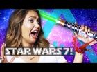 SWEET Star Wars 7 surprises! Crazier than we thought! (Nerdist News w/ Jessica Chobot)