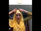Tutorial Hijab Paris Segi Empat Modern By Zaskia Adya Mecca (Full)