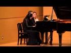 第18回国際ピアノデュオコンクール演奏部門(第2位Bose-Pastor Duo課題曲)The 18th International Piano Duo Competition 2013