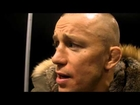 Georges St-Pierre talks training & avoiding injuries, Rory MacDonald and his MMA future