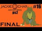 detonado jackie chan adventures ps2 #16 final! shendu boss final