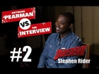AP vs The Interview: Daredevil's Stephen Rider!