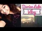 Six Flags: Darien Lake Weekend Travel Vlog!