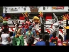 Six Flags Magic Mountain Opens New Speedy Gonzales Hot Rod Racers and Bugs Bunny World