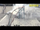 Fire breaks out on Colossus roller coaster at Six Flags Magic Mountain Review
