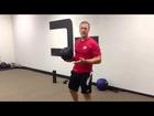 Digman Fitness demonstrates the Medicine Ball Chop