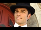 Murdoch Mysteries -  Yannick Bisson interview on French radio