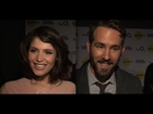 The Voices - interviews with Ryan Reynolds, Gemma Arterton & Marjane Satrapi
