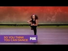 SO YOU THINK YOU CAN DANCE | Tahani Audition from