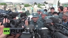 Afghanistan: Suicide bomb targeting Afghan National Army bus kills two