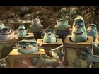The Boxtrolls Official International Trailer (2014) Elle Fanning, Ben Kingsley HD