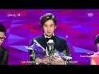 [MongJi'sHouse][Vietsub]SBS Entertainment Award 2014 - Excellence Award Lee Kwang Soo