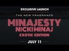HSN | Nicki Minaj | Exclusive Launch of Minajesty