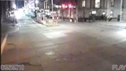 Cop Hit After Running Red Light