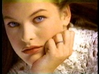 17 Year Old Mila Jovovich In A 1993 Almay Make-up Commercial