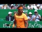 Nadal Tracks Down Hot Shot Monte Carlo 2016