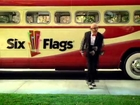 Mr. Six's first commercial for Six Flags