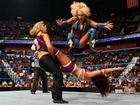 SmackDown: Beth Phoenix & Mickie James vs. Michelle McCool