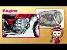 2013 Yamaha Motors Vehicle Bento (Character Bento) Cooking Show promo video