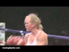 Anne Sophie Mathis KOs Holly Holm - Brutal Women's Knockout