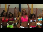 Cheerleaders dance their way to a spot on NFL squad