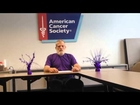 DAVID WARADY FIGHT BACK SPEAKER AMERICAN CANCER SOCIETY (ACS) RELAY FOR LIFE COSTA MESA 2014