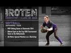 Leah Roten - St. Francis DeSales & Indiana Magic 18-U Gold - Softball Recruiting Video