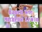 Bauchmuskeltraining wie Fitness Model Michelle Lewin | Flacher & Sexy Bauch | VERONICA-GERRITZEN.DE