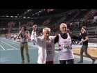 Stanisław Kowalski - the 104 year old Indoor European Master