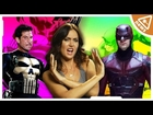 Is Punisher the Villain in DAREDEVIL Season 2?? (Nerdist News Report w/ Jessica Chobot)