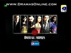 Bashar Momin Episode 10 on Geo Tv in High Quality 9th May 2014 Part 2/4