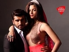 Glamorous Photoshoot Of Arjun And Alia