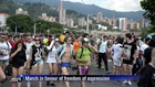 Hundreds drop their pants in Colombia for 'No Pants Day'