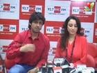 Sonu Nigam & Wife RJ Madhurima Celebrate Valentine's Day at 92.7 Big FM