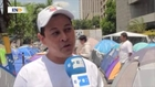 Focos de protestas se mantienen pese al inicio del dialogo en Venezuela