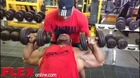 Roelly Winklaar - Shoulders and Chest  Workout 5 weeks out from the Arnold Classic