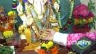 WATCH Comedian Bharti Singh's Gold Studded Ganpati - Ganesh Chaturthi 2014