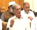 Popularity of PTI govt in KPK by Pervez Khattak