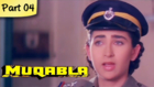 Muqabla - Part 04 of 13 - Hit Bollywood Blockbuster Romantic Action Movie - Govinda, Karisma Kapoor