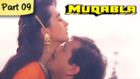 Muqabla - Part 09 of 13 - Hit Bollywood Blockbuster Romantic Action Movie - Govinda, Karisma Kapoor